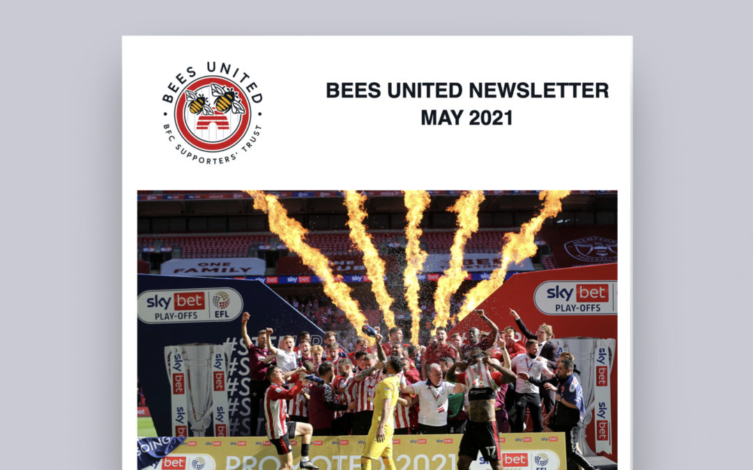 May Bees Newsletter