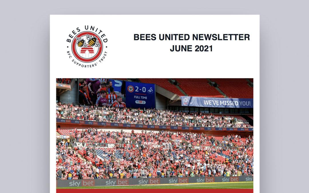 June Bees Newsletter