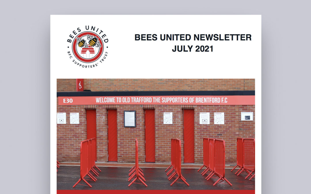 July Bees Newsletter