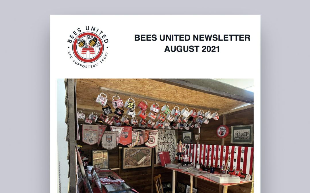 August Bees Newsletter
