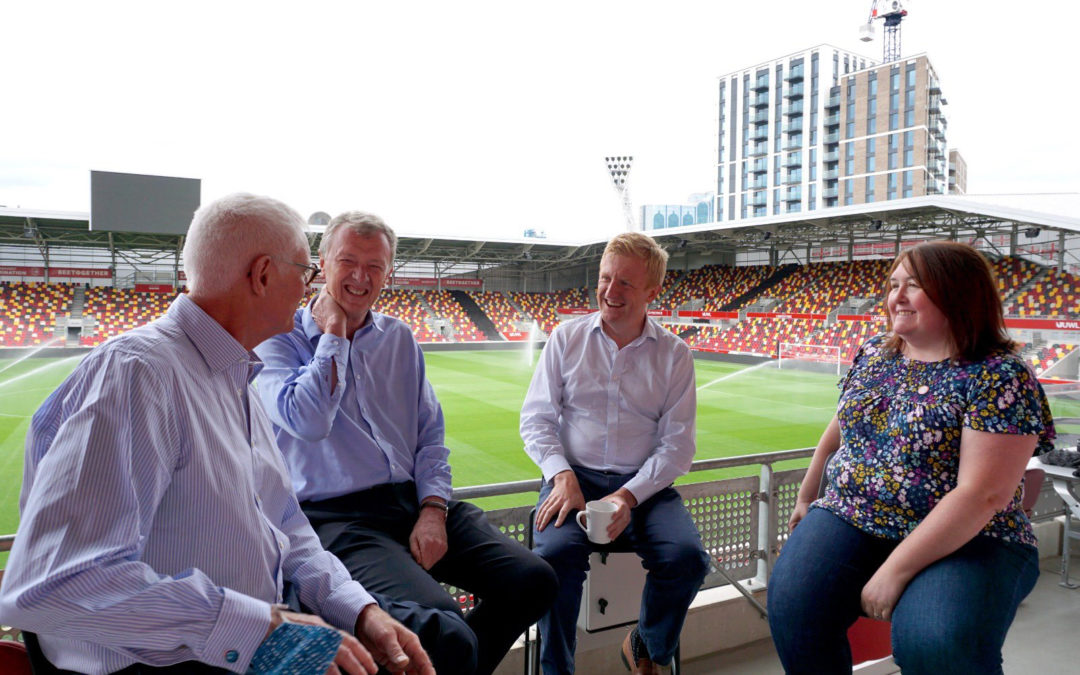 WHY BRENTFORD IS THE TALK OF WESTMINSTER